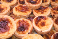 Baked Portugese Custard Tarts | Swiss Gourmet Delicatessen and Catering West End Brisbane